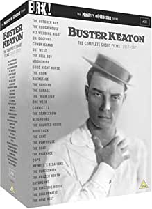 Buster Keaton - the Complete: Short Films 1917 - 1923 [Import anglais]