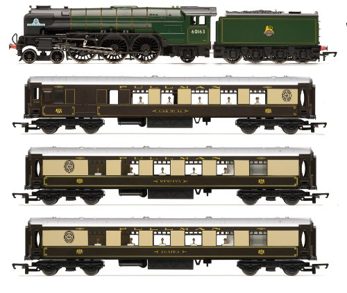 Hornby R3093 Tornado Pullman 00 Gauge Special Edition Train Pack