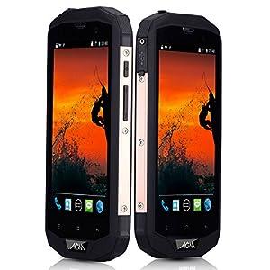 Original AGM STONE 5S Unlocked 4G 3G Android 4.4.2 Smartphone Waterproof Dustproof Shockproof IP67 Level Drop 99% Dust MSM8926 Quad Core 1.2 GHz 5.0