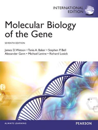 Molecular Biology of the Gene