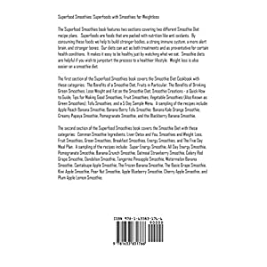 Superfood Smoothies: Supe Livre en Ligne - Telecharger Ebook