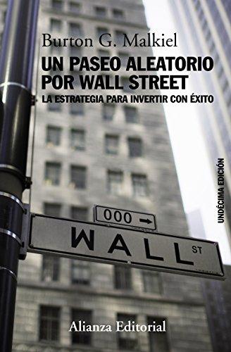 UN PASEO ALEATORIO POR WALL STREET descarga pdf epub mobi fb2