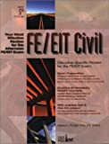 img - for FE/EIT Civil: Discipline-Specific Review for the FE/EIT Exam (2001-01-15) book / textbook / text book