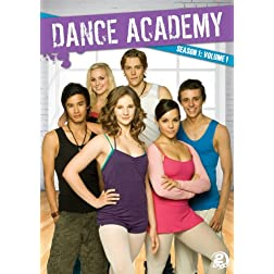 Dance Academy: Season 1, Volume 1