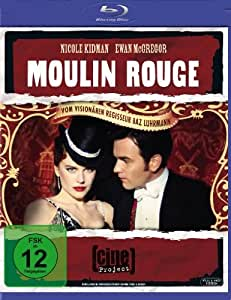 BD * MOULIN ROUGE [Blu-ray] [Import allemand]