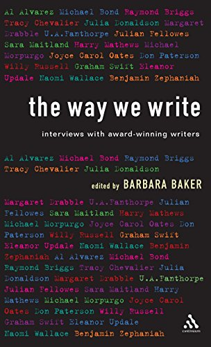 The Way We Write: Interviews with Award-winning Writers