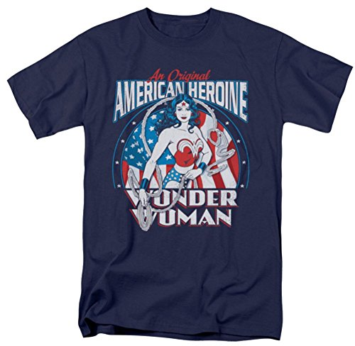 American Heroine Wonder Woman T-Shirt