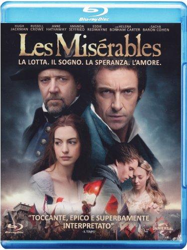 Les misérables [Blu-ray] [IT Import]
