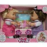 You & Me Too Cute Twins - Caucasian twin