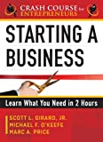 Starting a Business: Learn What You Need in 2 Hours (A Crash Course for Entrepreneurs)