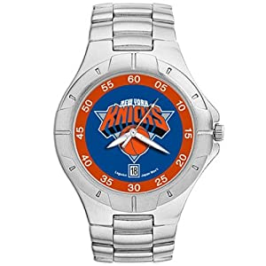 NSNSW22834Q-New York Knicks Watch - Mens Pro Ii Nba Sport by NBA Officially Licensed