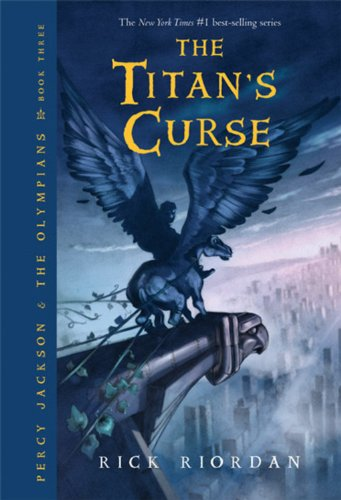 Cover of The Titan's Curse (Percy Jackson and the Olympians, Book 3)