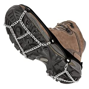 ICEtrekkers Shoe Chains (1 Pair), Large