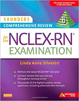 Price of saunders nclex book