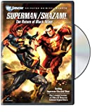 Superman/Shazam: Return of the Black Adam [DVD] [Region 1] [US Import] [NTSC]
