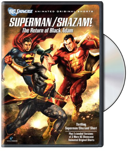 [Multi] [DVDRip] Superman Shazam The Return of Black Adam 2010 - Megaupload