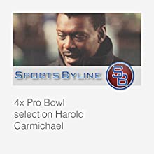 NFL Draft Steals: Harold Carmichael  by Ron Barr Narrated by Ron Barr, Harold Carmichael