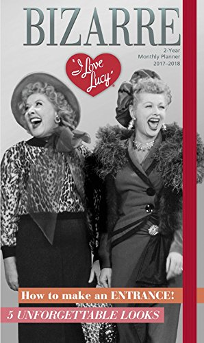 I Love Lucy Pocket Planner 2 Year (2017)