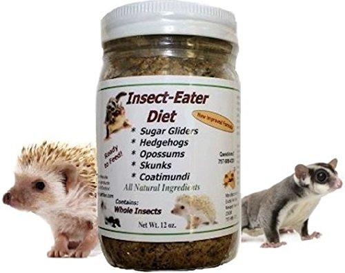 Vitakraft Hedgehog High Protein Insect Formula Food