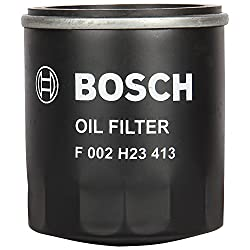 Bosch F002H234138F8 High Performance Spin-on Replacement Lube Oil Filter for Toyota Innova
