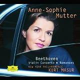 Beethoven : Concerto pour violon Op. 61 - Romances pour violon Op. 40 et Op. 50