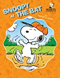 Snoopy at the Bat by Charles M. Schulz