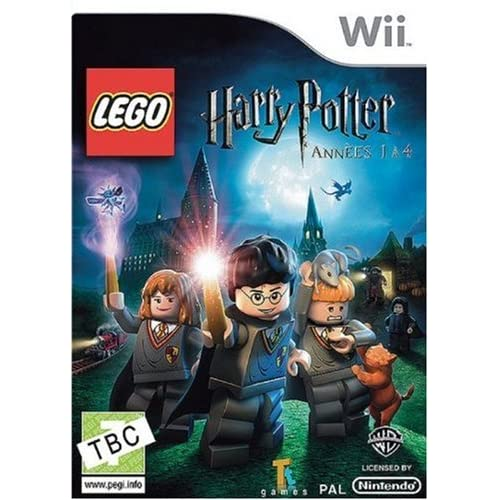 [MU][PAL] Lego Harry Potter : Ann?�es 1 ?� 4