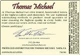2010 Thomas Michael North Block Pinot Noir Napa Valley Bryson Vineyard 750 mL