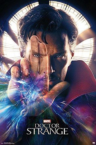 Poster Marvel Doctor Strange - Benedict Cumberbatch (56cm x 86,5cm)