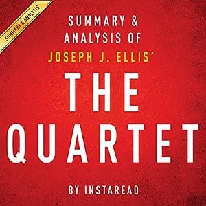 The Quartet by Joseph J. Ellis: Orchestrating the Second American Revolution, 1783-1789 Audiobook
