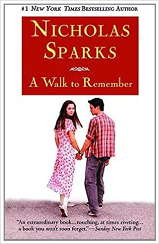 A Walk to Remember book cover