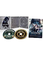 ��Amazon.co.jp�����X-MEN:���ݥ���ץ� 3D & 2D �֥롼�쥤���å� ��������֥å����� (A3�������ݥ������դ�) [Blu-ray]