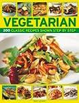 Vegetarian: 200 classic recipes shown...
