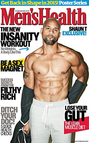 Men's Health (1-year) [Print + Kindle]