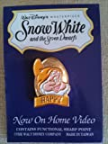 Happy Seven Dwarves Mini Disney Pin