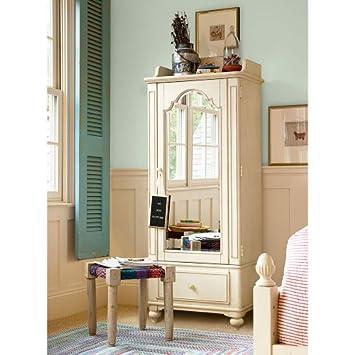 Unique Universal Furniture Paula Deen Kids Gals Dressing Cabinet Linen