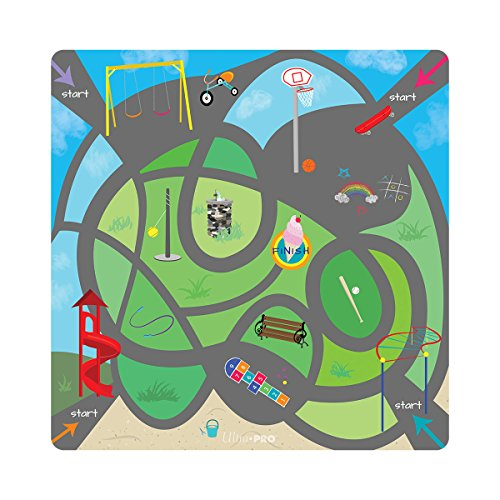 Playground Maze Imagination Play Mat front-477598