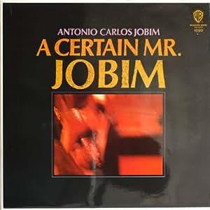 a certain mr. jobim LP