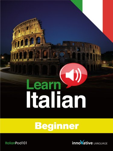 Learn Italian - Innovative Language - Beginner - Audio Course for Mac [Download]
