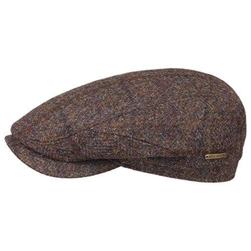 stetson-herren-flatcap-belfast-wool-schiebermutze-braun