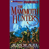 Hörbuch The Mammoth Hunters