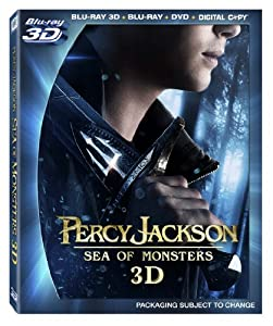 Percy Jackson: Sea of Monsters (Blu-ray 3D / Blu-ray / DVD + Digital Copy) by 20th Century Fox