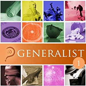 Generalist, Volume 1 Audiobook