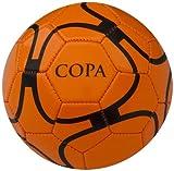 Hawk Mini Copa Football  (Orange/Black)