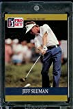 1990 ProSet # 45 Jeff Sluman Rookie PGA Golf Card