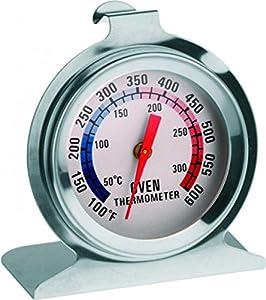 Ofen-Thermometer, Scala, +50 °C bis +300 °C