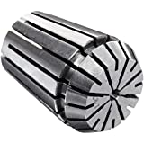 "Dorian Tool ER25 Alloy Steel Ultra Precision Collet, 0.086"" - 0.125"" Hole Size"
