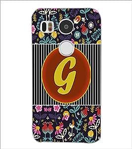 PrintDhaba GRANDbet G D-3128 Back Case Cover for LG NEXUS 5X (Multi-Coloured)