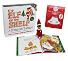 The Elf on the Shelf: A Christmas Tradition Storybook with North Pole Blue-Eyed Girl Elf and Bonus Snowflake Skirt