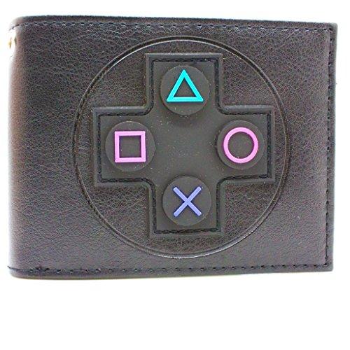 Sony Playstation controllore Nero portafoglio